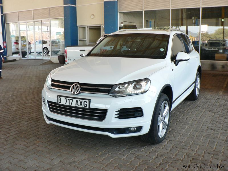 Pre-owned Volkswagen Touareg R-Line for sale in