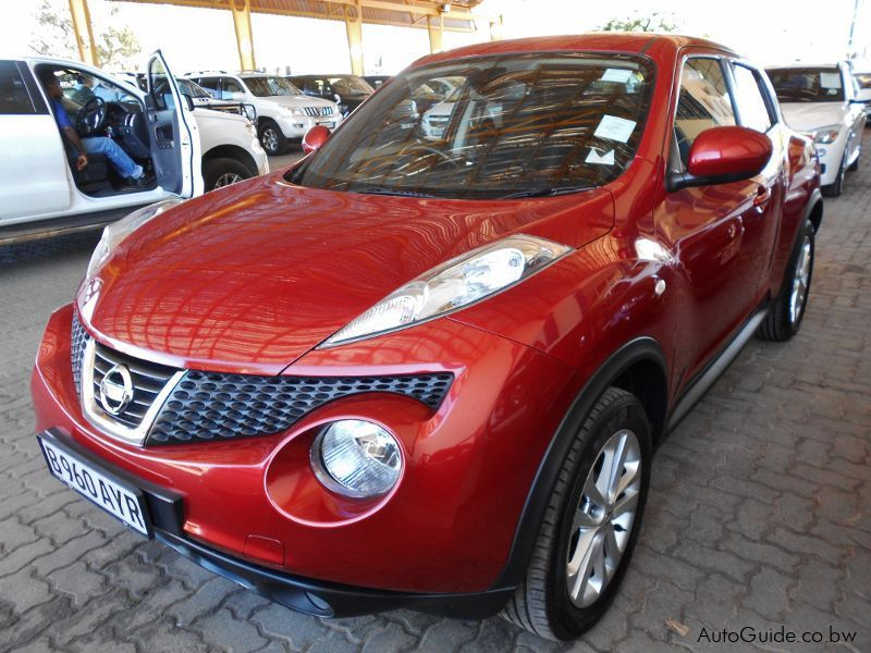 Pre-owned Nissan Juke for sale in Gaborone