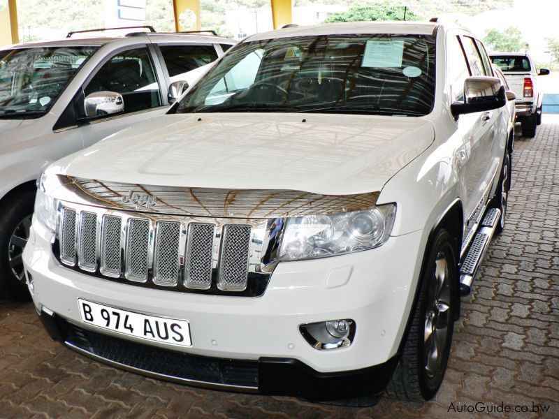 Pre-owned Jeep Grand Cherokee  for sale in