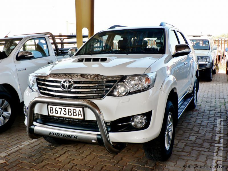 Pre-owned Toyota Fortuner D4D for sale in
