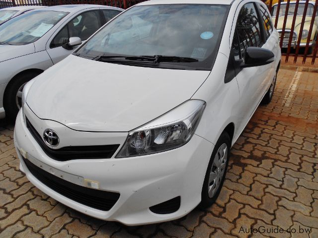 Used Toyota Yaris T3 for sale in Gaborone