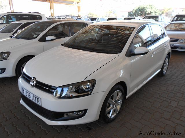 Pre-owned Volkswagen Polo for sale in Gaborone
