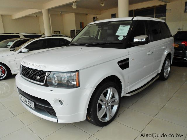 Pre-owned Land Rover Range Rover Sport for sale in Gaborone
