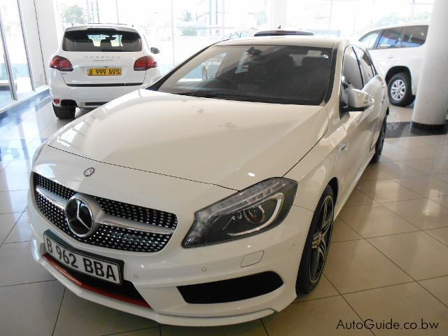 Pre-owned Mercedes-Benz A250 Sport for sale in Gaborone