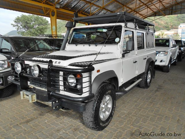 Used Land Rover Defender for sale in Gaborone