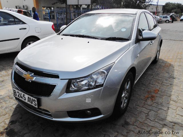 Used Chevrolet Cruze for sale in Gaborone