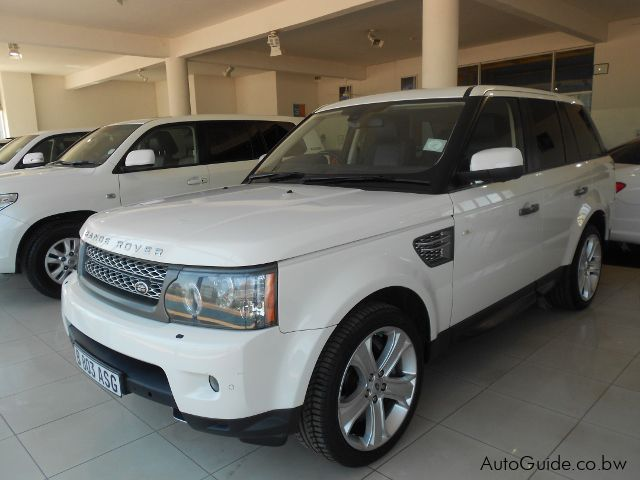 Used Land Rover Range Rover Sport for sale in Gaborone