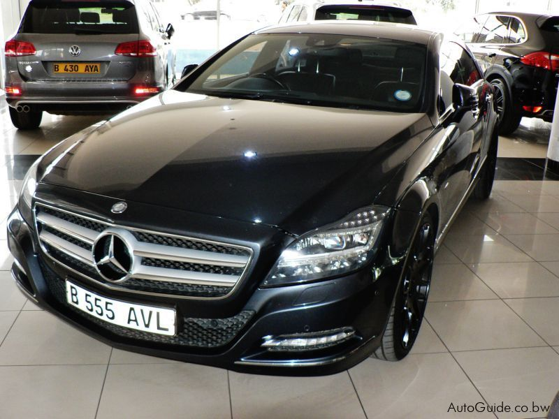 Pre-owned Mercedes-Benz CLS350 for sale in