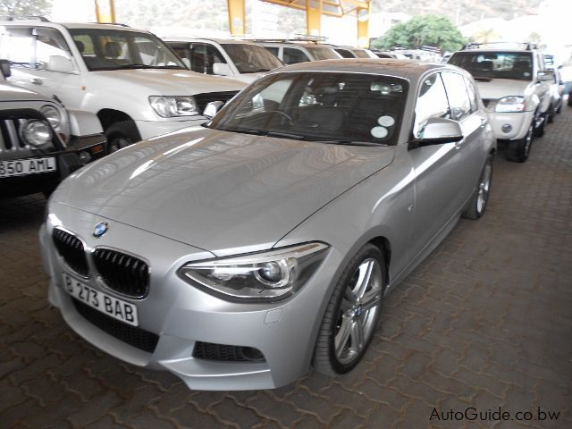 Pre-owned BMW 116i for sale in Gaborone