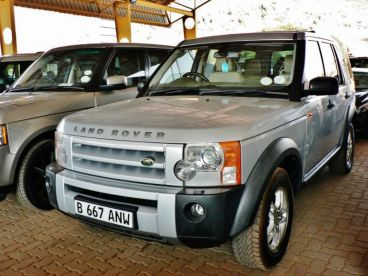 Pre-owned Land Rover Discovery 3 TD V6 for sale in