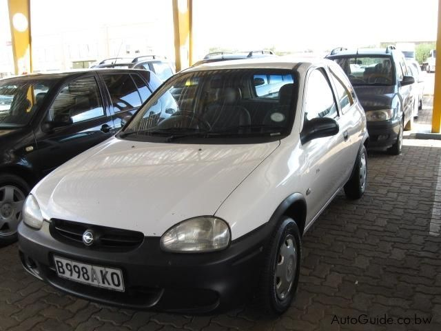 Used Opel corsa 1.4 in Botswana
