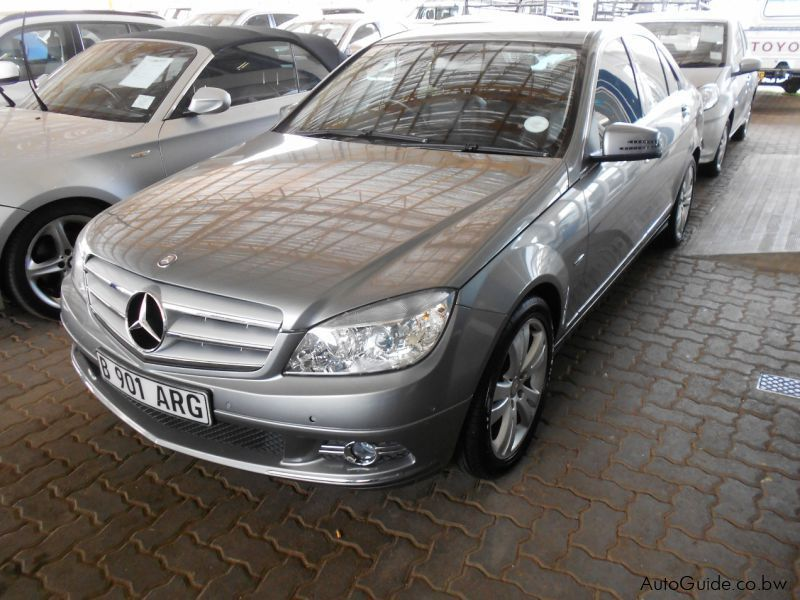 Pre-owned Mercedes-Benz C180 for sale in