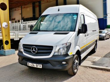 Pre-owned Mercedes-Benz Sprinter 515 CDi for sale in