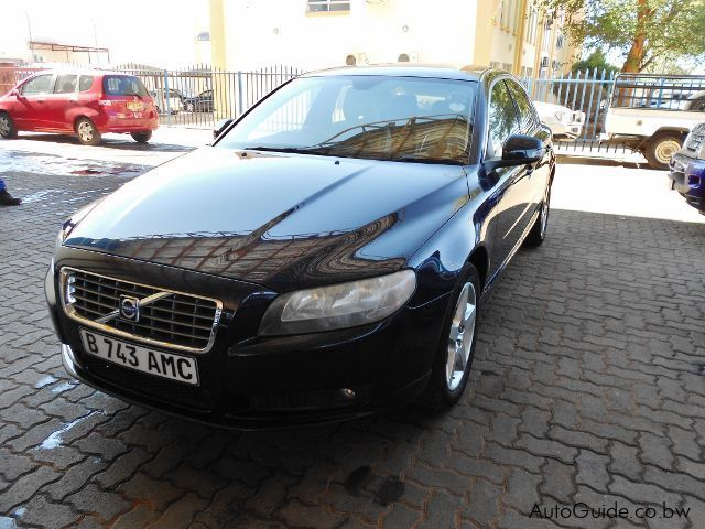 Pre-owned Volvo S80 for sale in Gaborone