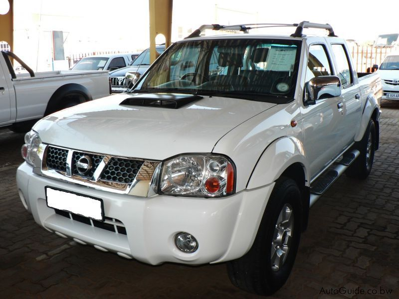 Pre-owned Nissan Hardbody NP300 for sale in