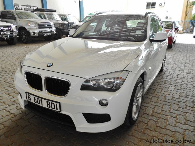 Pre-owned BMW X1 sDrive for sale in