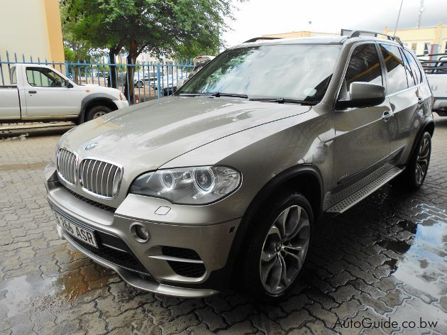 Used BMW X5 xDrive  for sale in Gaborone
