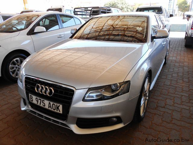 Pre-owned Audi A4 Quattro for sale in Gaborone