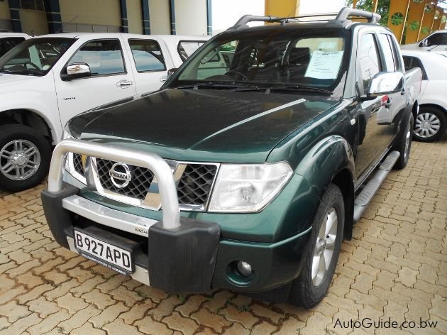 Pre-owned Nissan Navara for sale in Gaborone