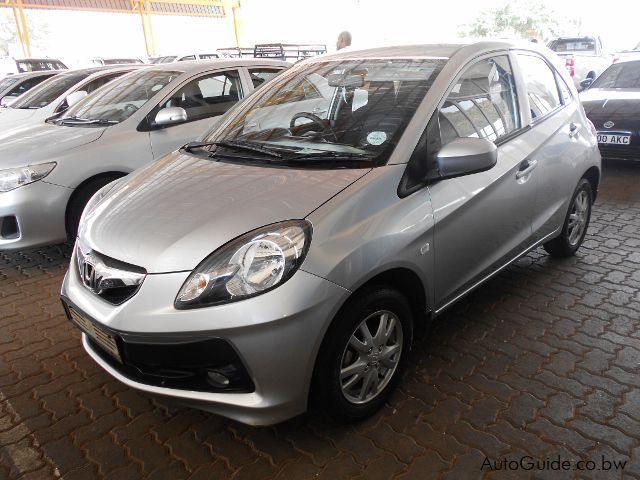 Used Honda Brio for sale in Gaborone