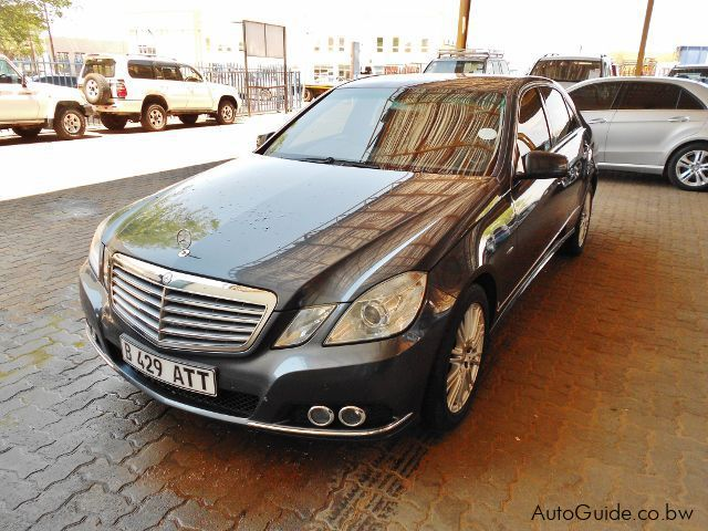 Pre-owned Mercedes-Benz E250 CDI for sale in Gaborone
