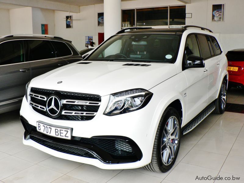 Pre-owned Mercedes-Benz GLC 63 AMG for sale in