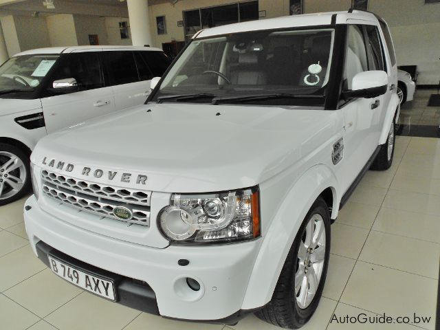 Used Land Rover Discovery 4 V8 H for sale in Gaborone