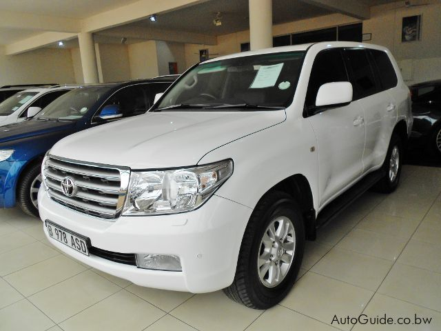 Pre-owned Toyota Land Cruiser for sale in Gaborone