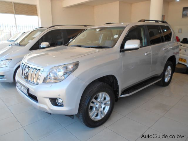 Pre-owned Toyota Prado  for sale in Gaborone