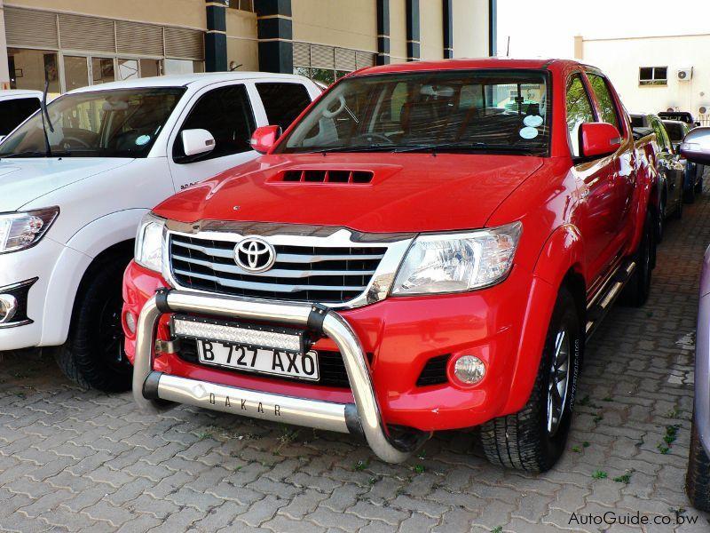 Pre-owned Toyota Hilux Dakar for sale in
