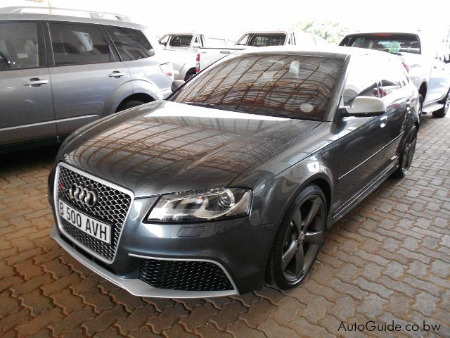 Pre-owned Audi A3 RS for sale in Gaborone