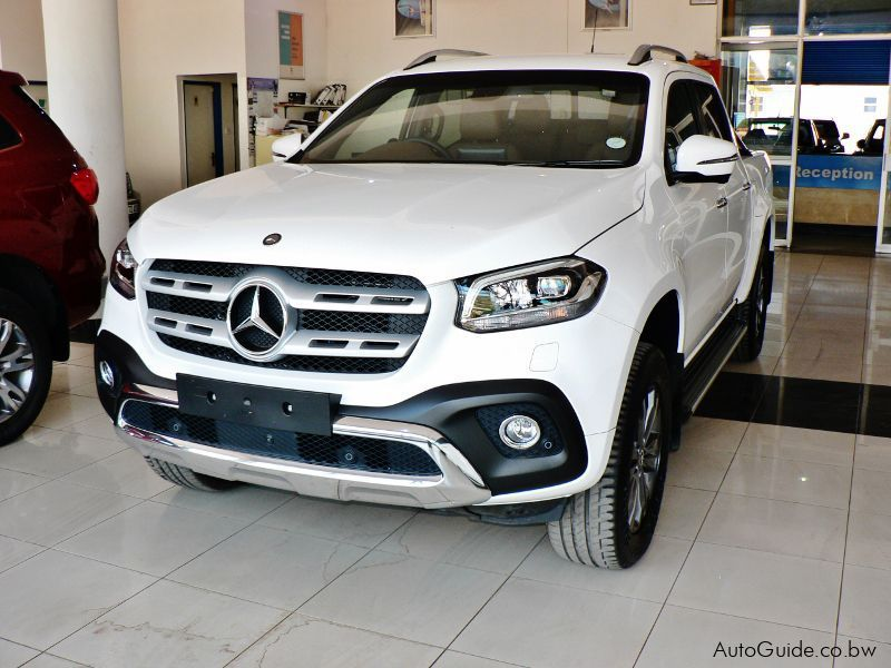 Pre-owned Mercedes-Benz X250 D for sale in