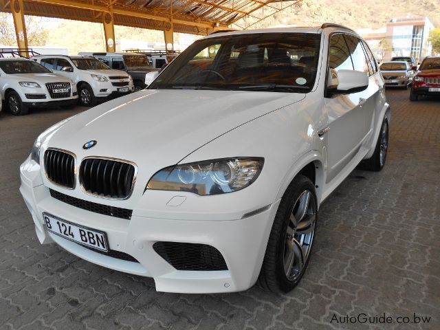 Used BMW X5 M for sale in Gaborone