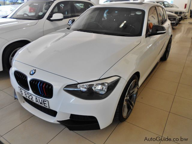 Used BMW 118i for sale in Gaborone