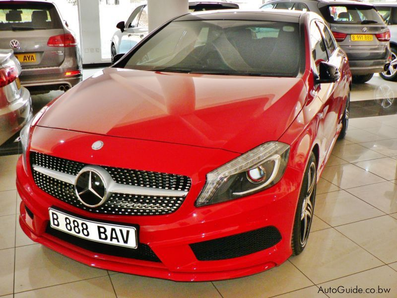 Pre-owned Mercedes-Benz A250 Sport AMG for sale in