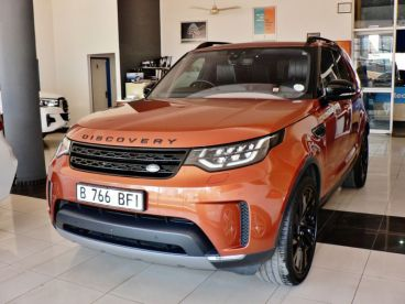 Pre-owned Land Rover Discovery HSE Si6 for sale in