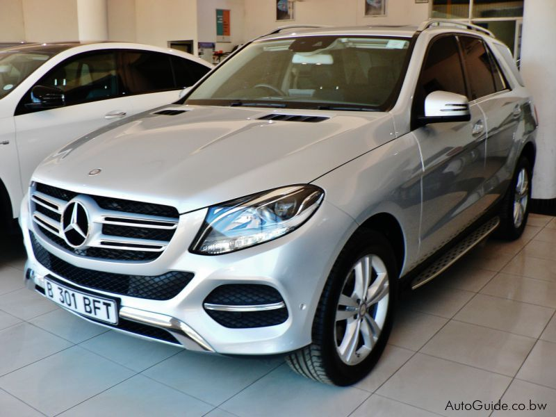 Pre-owned Mercedes-Benz GLE 350D 4Matic for sale in