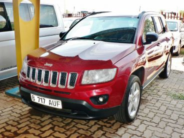 Pre-owned Jeep Compass for sale in