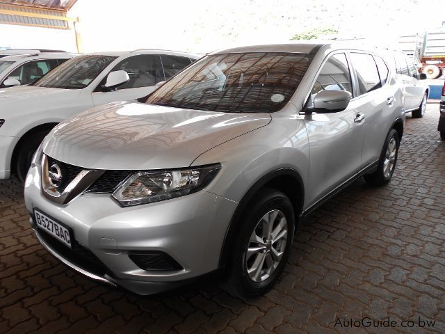 Pre-owned Nissan Xtrail for sale in Gaborone
