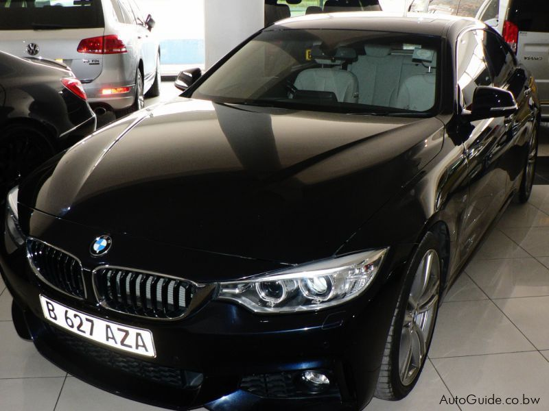Pre-owned BMW 420i M for sale in
