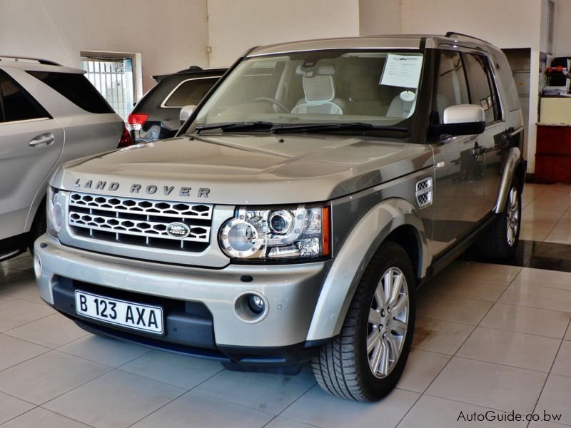 Pre-owned Land Rover Discovery 4 SDV6 SE for sale in