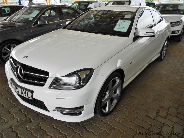 Used Mercedes-Benz C180 for sale in Gaborone