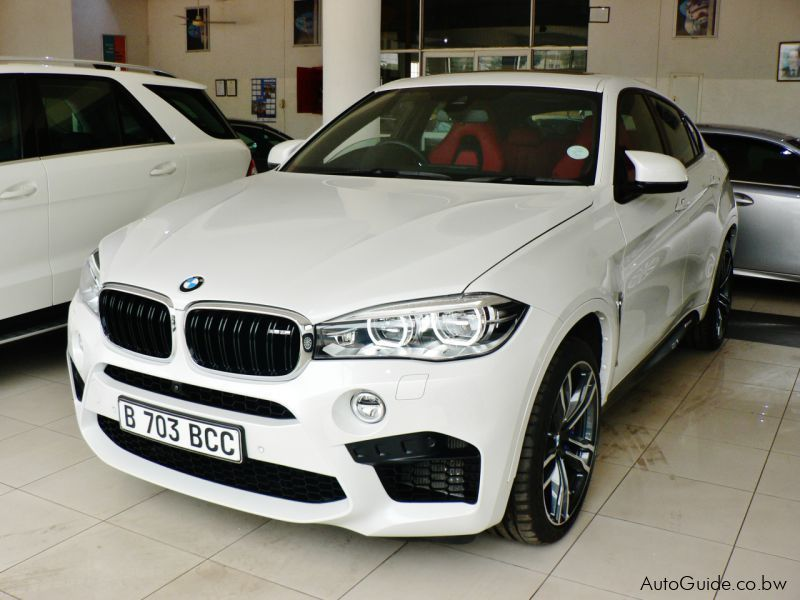 Pre-owned BMW X6 M Sport for sale in
