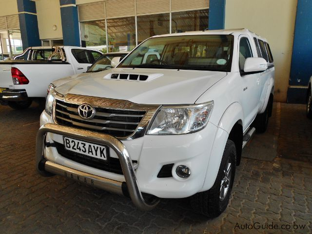Pre-owned Toyota Hilux Dakar for sale in Gaborone