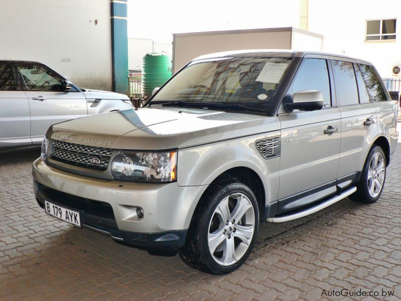 Pre-owned Land Rover Range Rover for sale in