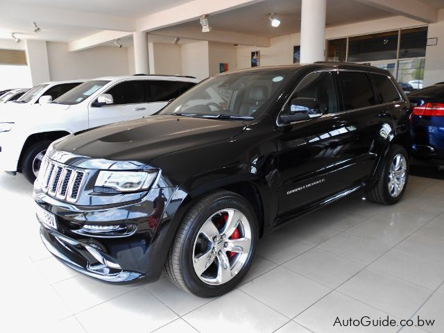 Pre-owned Jeep Grand Cherokee SRT for sale in Gaborone