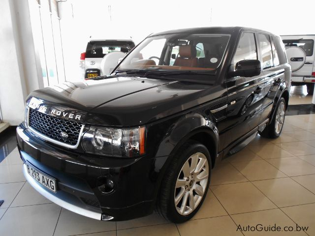 Pre-owned Land Rover Range Rover Sport S/C for sale in Gaborone