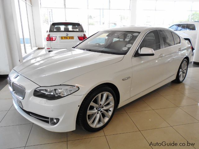 Used BMW 550i for sale in Gaborone
