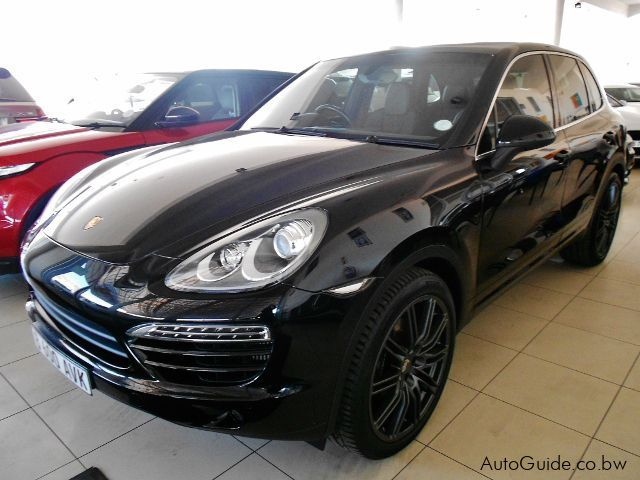 Pre-owned Porsche Cayenne for sale in