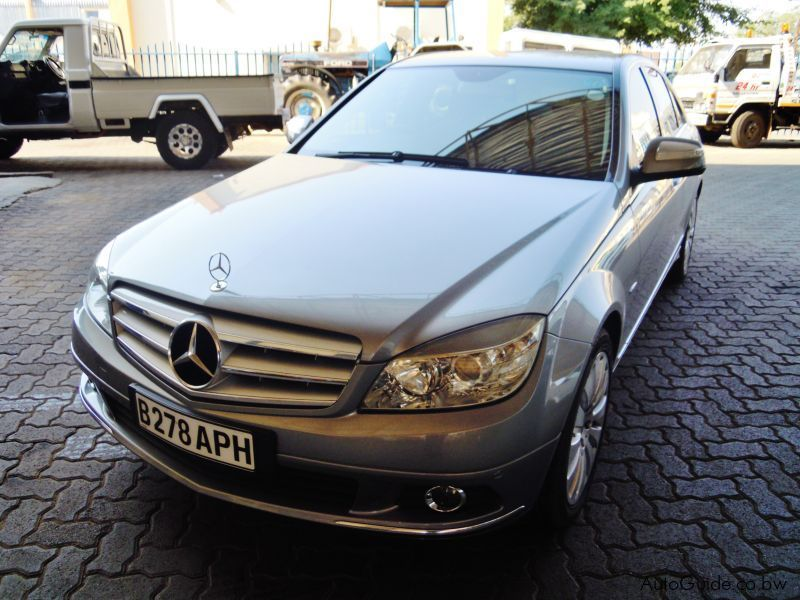 Used Mercedes-Benz C200 in Botswana